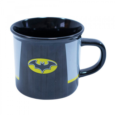 Caneca Batman De Porcelana 400ml