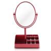 Espelho De Mesa Com Divisória Jacki Design Vinho