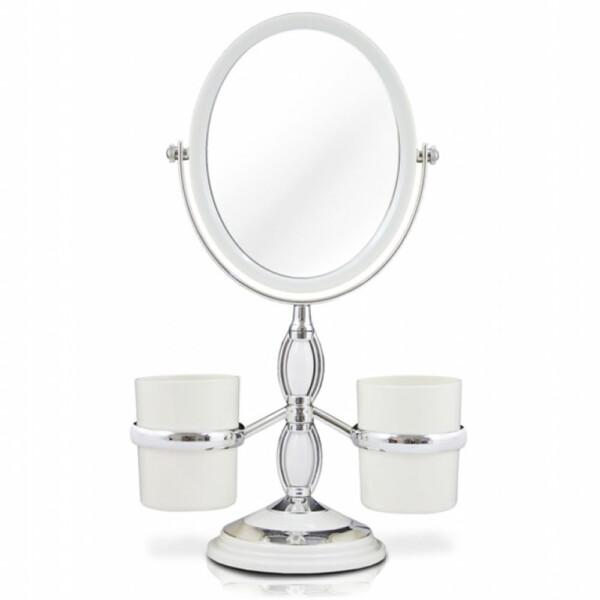 Espelho De Mesa Jacki Design Branco
