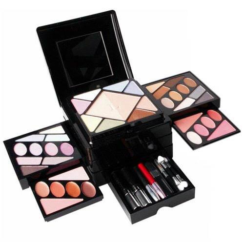 Estojo De Maquiagem Luisance 0228a Com 28 Sombras