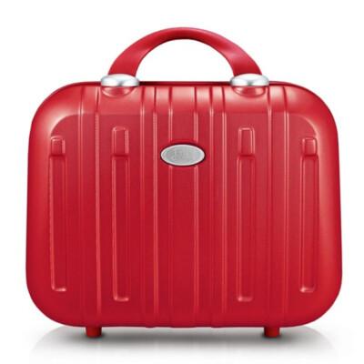 Frasqueira Jacki Design Contempo Vermelha