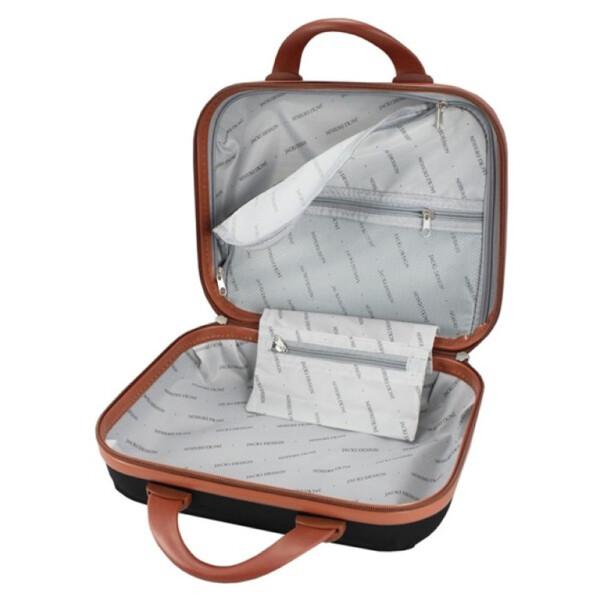 Frasqueira Jacki Design Premium Preta