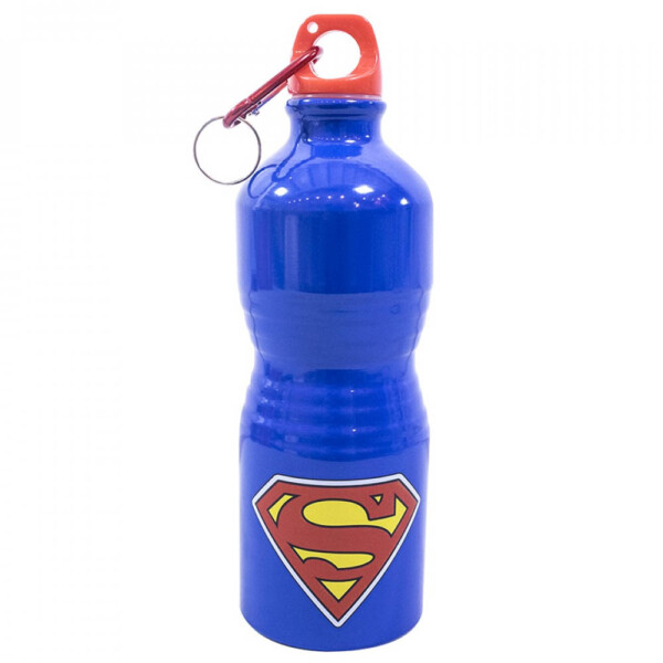 Garrafa De Alumínio Super Homem 500ml