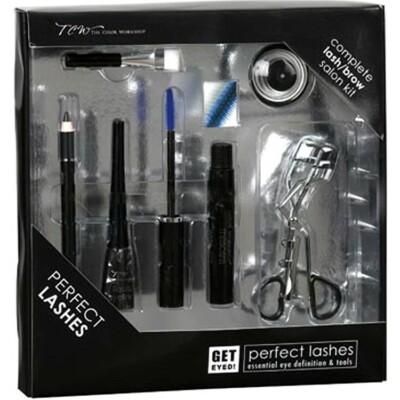 Kit Maquiagem Markwins Para Olhos Perfect Lashes