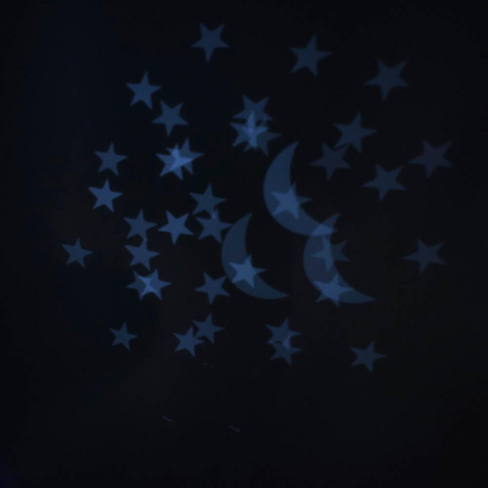 Luminária Abajur Noite Luar