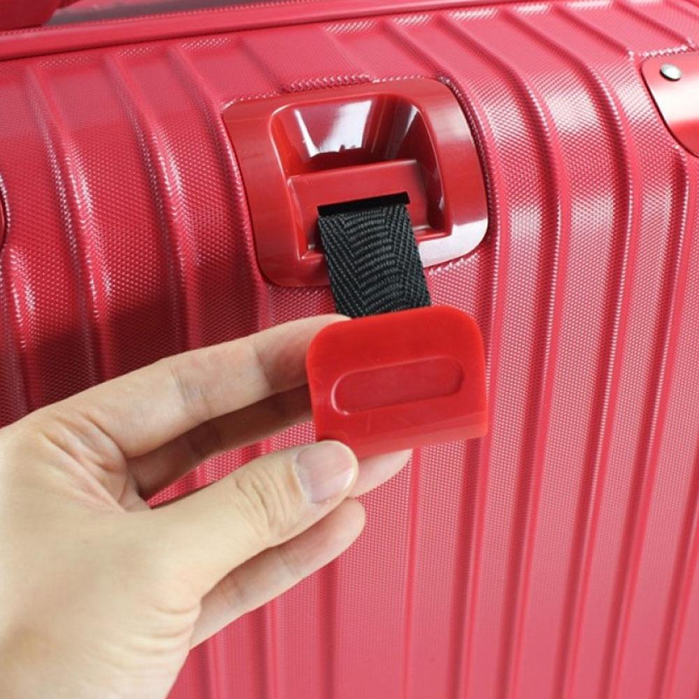 Mala De Viagem Jacki Design Contempo Vermelha