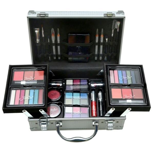 Maleta De Maquiagem Jasmyne Ml2-2 Com Sombra 3d