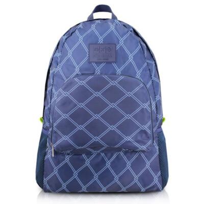 Mochila Dobrável Jacki Design Azul
