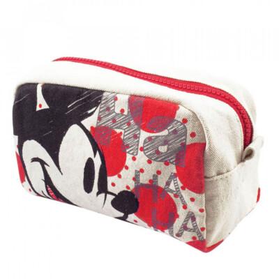Necessaire Mickey Grafite