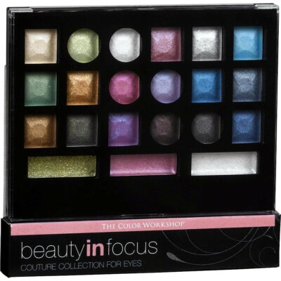 Paleta De Sombras Markwins Beauty In Focus 21 Cores