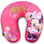 Almofada De Pescoço Minnie Beauty Isopor