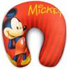 Almofada De Pescoço Mickey Vermelho Isopor
