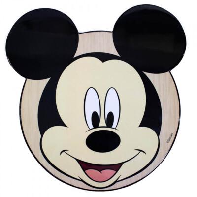 Descanso De Panela Mickey Madeira