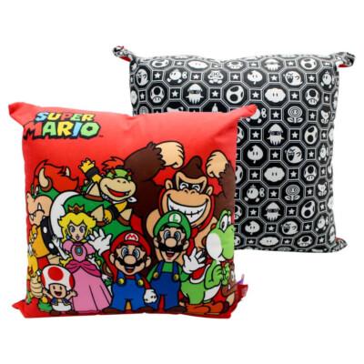 Almofada Super Mario E A Turma 40×40