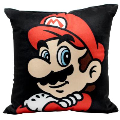 Almofada Super Mario Veludo 25×25