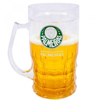 Caneca Cerveja Palmeiras 600ml