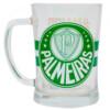 Caneca de Vidro Palmeiras Gigante 660ml