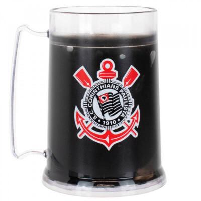 Caneca Gel Congelante Corinthians 300ml