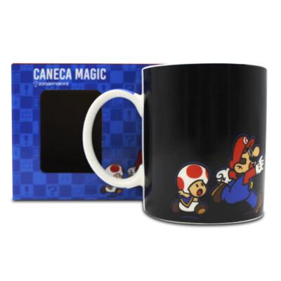 Caneca Magica Super Mario 300ml