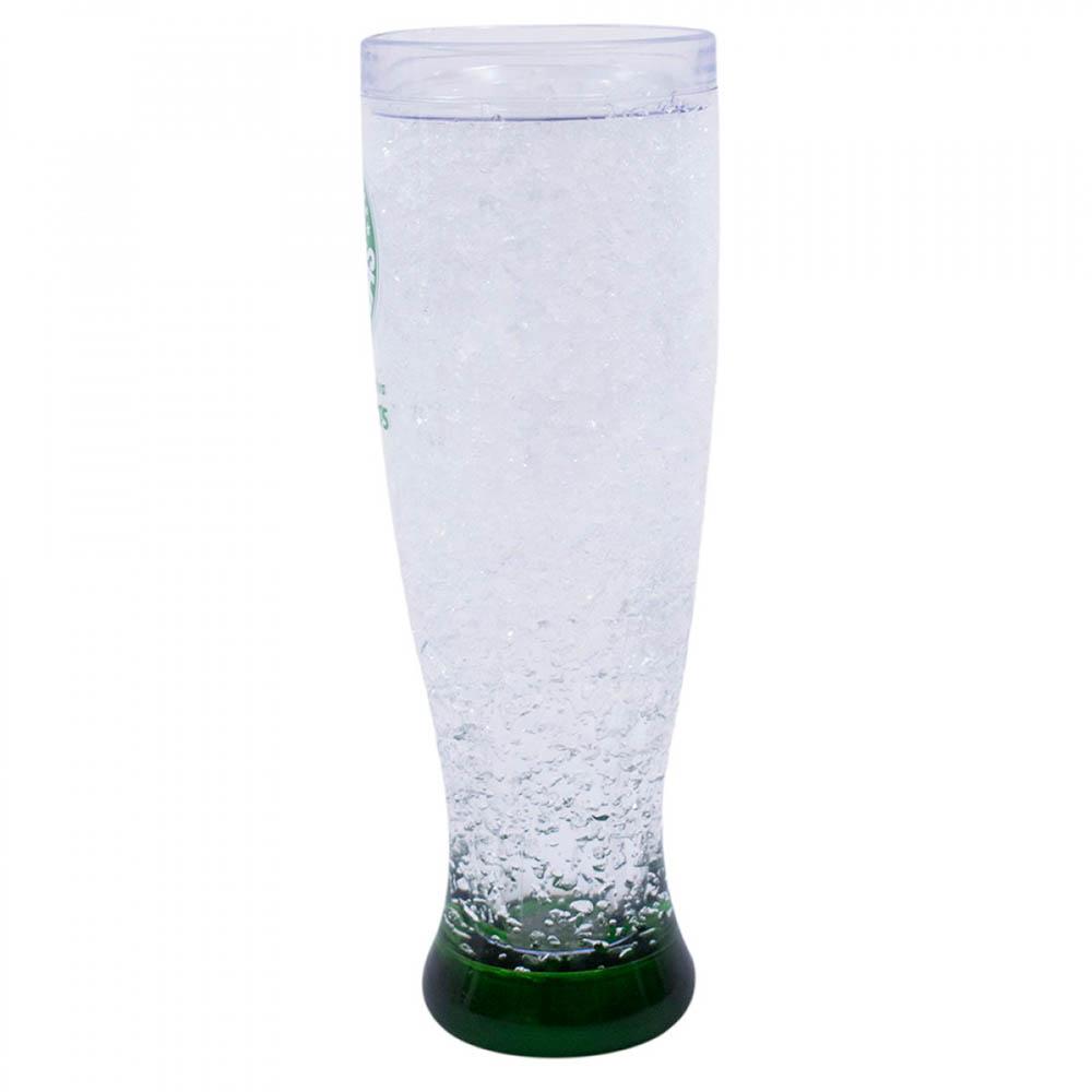Copo Com Gel Congelante Palmeiras 450ml