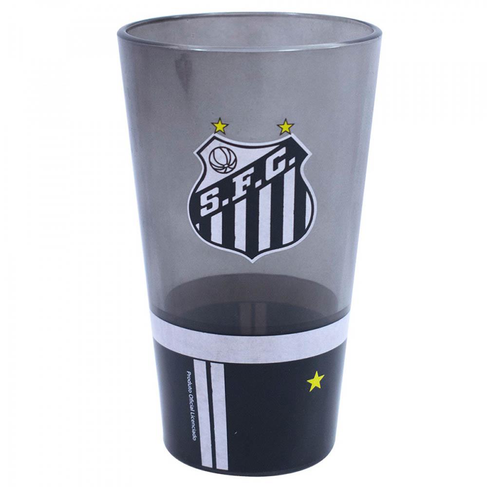 Copo Santos De Vidro Grosso 475ml