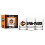 Copo Whisky Harley Davidson