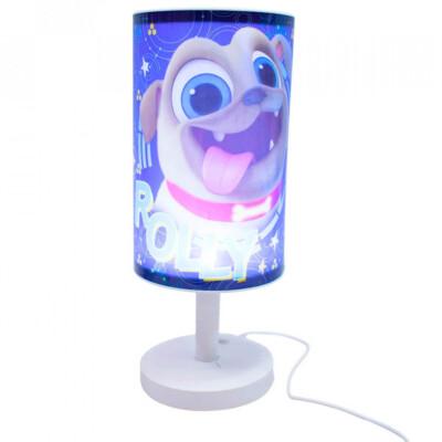 Luminária Azul Puppy Dog Pals
