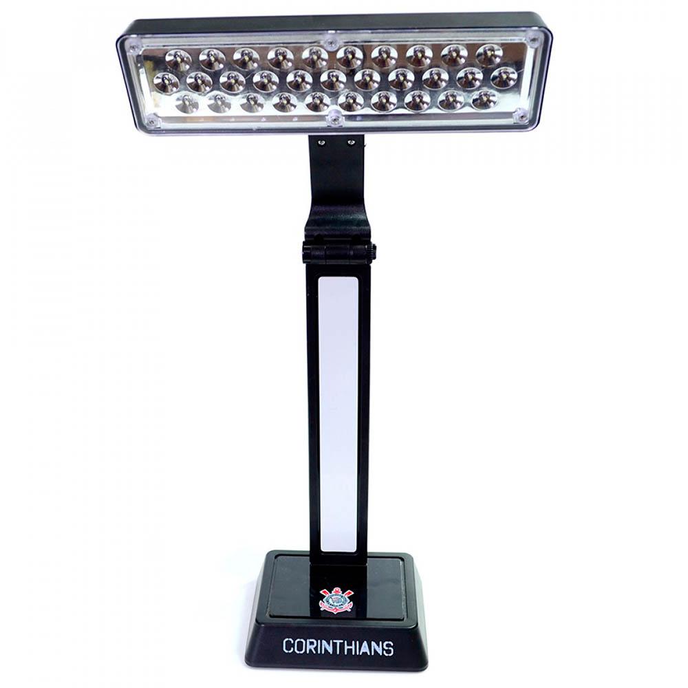 Luminária Led De Mesa Corinthians
