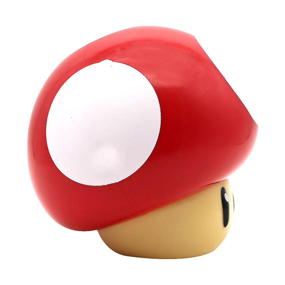 Luminária Super Mario Mushroom