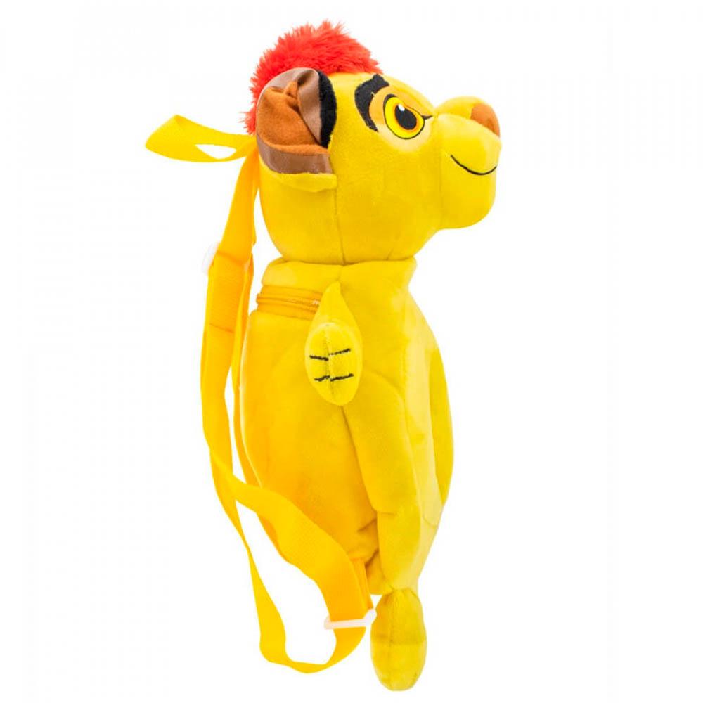 Mochila Infantil Kion Guarda Do Leão 43x23cm