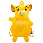 Mochila Infantil Simba Rei Leão 43x23cm
