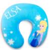 Almofada De Pescoço Nasa Elsa Espuma Frozen