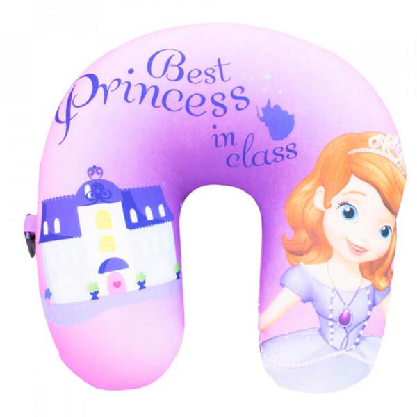Almofada De Pescoço Princesinha Sofia Isopor