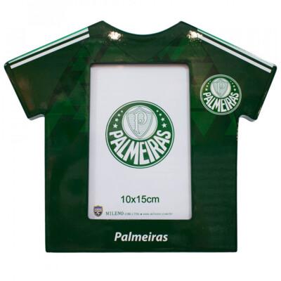 Porta Retrato Palmeiras Camisa Futebol Foto 10x15cm