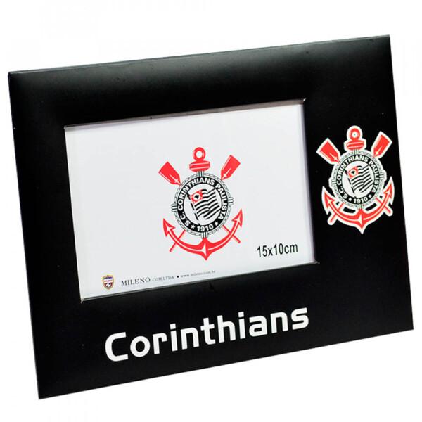 Porta Retrato De Vidro Corinthians 1 Foto 10x15cm