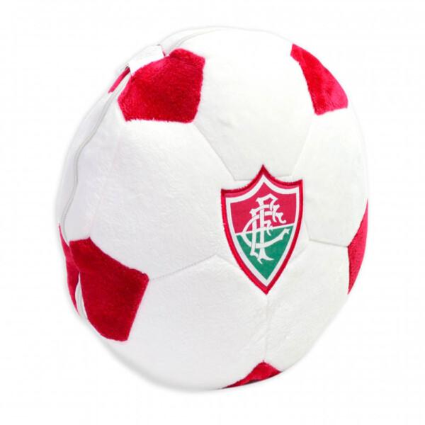 Almofada Fluminense Bola Pelúcia