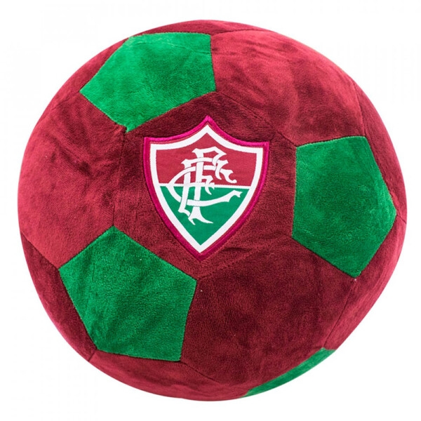 Almofada Fluminense Bola Pelúcia 30cm