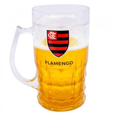 Caneca Flamengo Cerveja 600ml