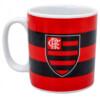 Caneca Porcelana Flamengo Listra 320ml