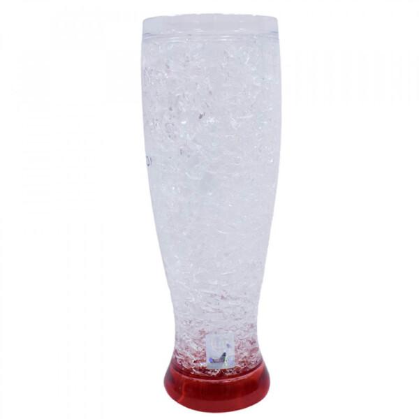 Copo Flamengo Com Gel Congelante 450ml