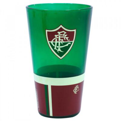 Copo De Vidro Grosso Fluminense 475ml