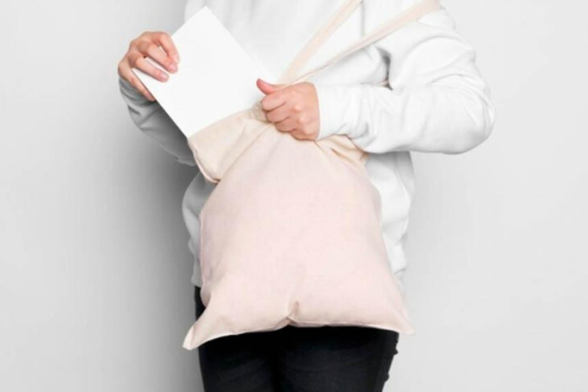 Eco Bags, A Importância De Usar Sacolas Reutilizáveis No Dia A Dia