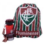 Garrafa 500ml Com Eco Bags Fluminense