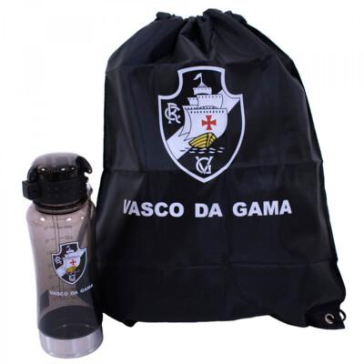 Garrafa 650ml Vasco Mochila Tipo Saco