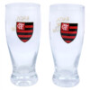 Conjunto Flamengo 2 Copos Cerveja 350ml