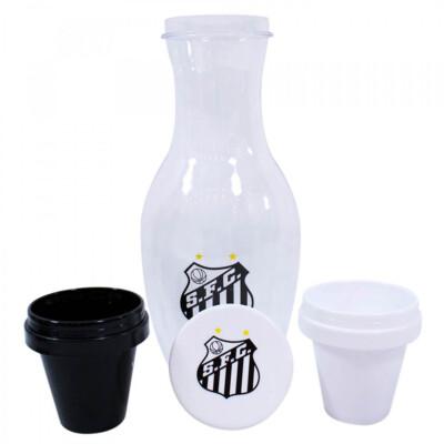 Conjunto Santos Moringa + 2 Copos De Plástico 125ml