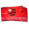 Jogo Americano Flamengo 3d 4 Peças