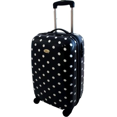 Mala De Viagem Jacki Design Bolinhas Jdh22568