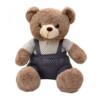 Pelúcia Urso Macacão Estrelas 34cm