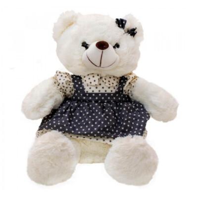 Pelúcia Urso Vestido Estrelas 34cm